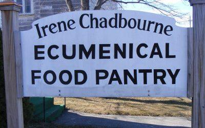 Irene Chadbourne Ecumenical Food Pantry